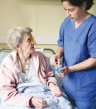 Report examines role of nursing home direct caregivers